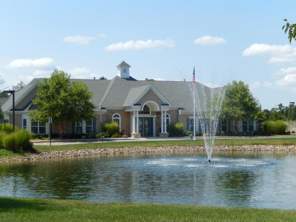 The Reserve at Lake Ridge Clubhouse